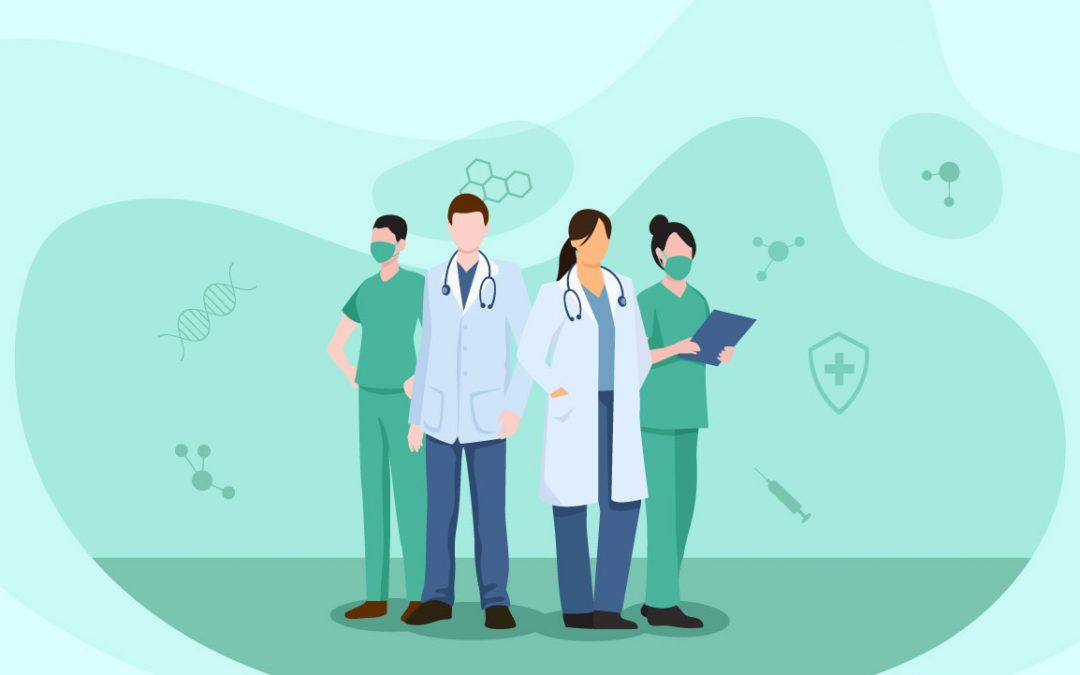 How to choose a career in the health care industry